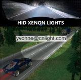 55W Nissan perlustrano il kit Volga di conversione NASCOSTO inizio veloce del faro del Gu Y61 indicatore luminoso di nebbia NASCOSTO 7 pollici del xeno per tutte le lampade allo xeno NASCOSTE automobile 10000K 3158lm 55W H3 di SUV e delle automobili
