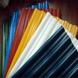 Строительный материал стали Dx51d SGCC листа толя Corrugated