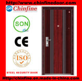 Porte en acier avec le prix bas (CF-020)