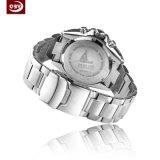 Mode Quartz saphir ronde de montres de luxe pour hommes