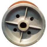 Rotella di estrazione mineraria della guida del carrello della gru dell'acciaio di pezzo fuso di alta qualità