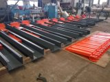 4000kg manueller Releasetwo Pfosten-Auto-Aufzug