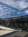 Expandierbares helles Stahlkonstruktion-abnehmbares vorfabriziertes Lager