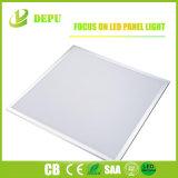 中国60X60 LEDのパネルは、取付けられた40W 600X600の天井LEDの照明灯浮上する