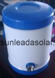 Carro armato solare dell'assistente del riscaldatore di acqua