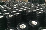 Hilfsmittel-Karren-Rad des Hand-LKW-Gummirad-3.50-4 mit Plastikfelge