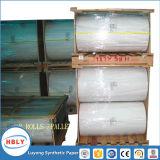 Élimination du papier en pierre de plis