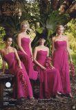 Vestito da Bridemaid/abito nuziale (BM32)