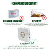 O diodo emissor de luz da alta qualidade 100W cresce o espetro cheio claro Cxb3590