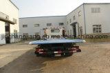 Carro de remolque del camión de auxilio, carro de remolque con la bandeja de la inclinación