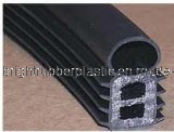 EPDM Pièces de caoutchouc extrudé pour portes ou fenêtres
