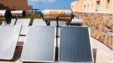 La placa plana colector solar con certificado CE