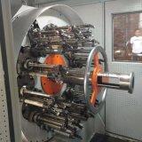 ゴム製ホースのための高速ステンレス鋼ワイヤー組みひも機械