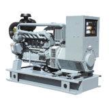 gerador Diesel silencioso popular de 100kVA 80kw Deutz