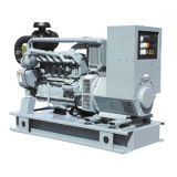 100kVA 80kw普及したDeutzの無声ディーゼル発電機