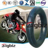 Câmara de ar da motocicleta do butilo 90/90-18 para a motocicleta de três rodas