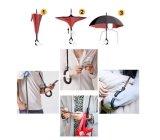 يعكس مظلة, لوح مزدوجة, ملائمة أن يستعمل عندما مقبض [ا] حصة الشيخات