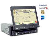 """1 DIN 7 het """" Afneembare Scherm tft-lcd van de Aanraking van de Auto met GPS DVD/TV/Radio/RDS/UBS/SD/Bluetooth/Navigatie (cm-8013BG)"""