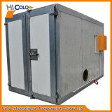 Gas-Trockener-weg Puder-Beschichtung-Stapel-Ofen