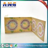 혁신 자동 접착 레이블에 의하여 통조림으로 만들어지는 CD/DVD 패킹 스티커 Hengli