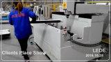 Copiar el ranurador con control del CNC 3 veces para el orificio del bloqueo, trabajos que muelen del surco del agua