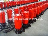 WQ pompes submersibles d'eaux usées