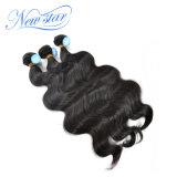 Выдвижение волос Remy объемной волны цены 100% верхних сбываний дешевое перуанское