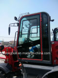 Le mini chargeur Zl08f de 0.8 tonne le plus neuf avec le prix bon marché