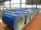 Prepainted ou a cor revestiu a bobina de aço PPGI ou o aço galvanizado revestido cor de PPGL