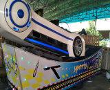 Paseos en el equipo de parque temático de los niños de 360 grados rotativa moderna Mini coche volador Ride