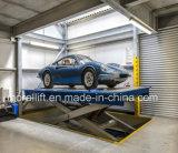 Idraulico Scissor l'elevatore dell'automobile con la certificazione del CE