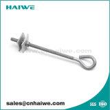 Болт крепления крюков для шарового шарнира отводов полюс линии оборудования