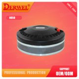 DERWELの専門の拡声器75mmの音声コイルのツィーターのプロ可聴周波健全なSyatemのスピーカードライバー