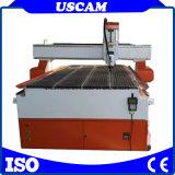 Stich des CNC-hölzerner Fräser-3D und Fräsmaschine