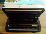 Macchina imballatrice del mini della famiglia della carne sigillatore di verdure portatile di vuoto