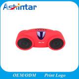 Altoparlante di Bluetooth con altoparlante di plastica dell'altoparlante Hands-Free di chiamata di telecomando il mini