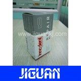 Rectángulo auto-adhesivo del frasco del holograma 10ml de la seguridad impermeable