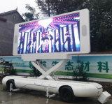 Aanhangwagen van de Advertenties Praktische LEIDENE van het van uitstekende kwaliteit Voertuig van de Reclame de Mobiele