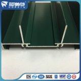 Aangepast Groen Poeder die de Uitdrijving van Aluminium 6063 voor Venster /Door met een laag bedekken