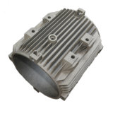 La caja del motor de personalización de la fundición de aluminio