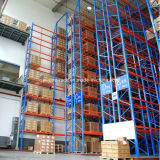 ISO Aprovado Steel Very Narrow Asile Storage Pallet Racking System