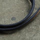 Câble usb de micro de caractéristiques de Charger&Transfer de jeans