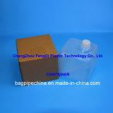 4 litros 1 Galão Cubitainer de LDPE