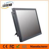 15 het Frame van het Metaal van de Monitor van de Aanraking van de duim bedde Monitor in
