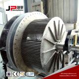 Prueba del rotor equilibrador industrial dinámico