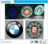 Les noms de marque Logos signe à LED