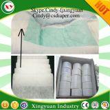 El algodón suave bolsa Air-Through Nonwoven Fabric de pañales para bebés