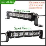 Dünner LED heller Stab-Gebrauch der super hellen einzelnen Reihen-für Auto-Automobile ATV