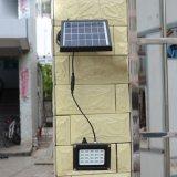 20 LED 태양 에너지 위원회 투광램프 IP65 플러드 빛 정원 야드 거리 경로 조경 LED 옥외 빛