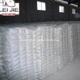 Venta caliente de fábrica de alta blancura del 98% de carbonato de calcio